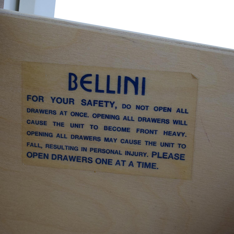 Bellini Bellini Jessica Three-Drawer Dresser second hand