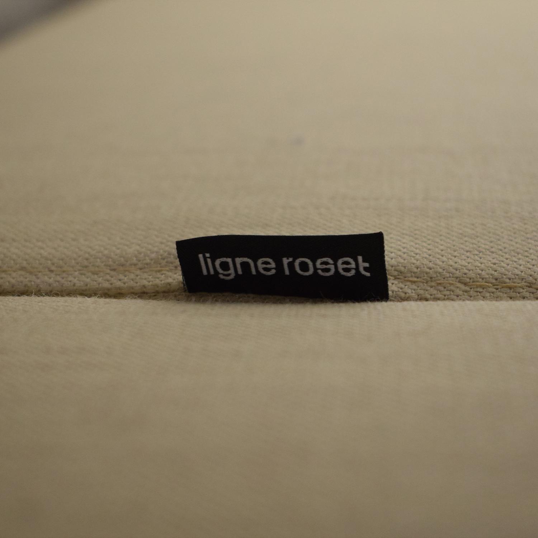 buy Ligne Roset Ligne Roset Exclusif Asymmetrical Sofa Right Complete Element online