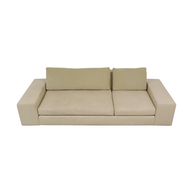 Ligne Roset Ligne Roset Exclusif Asymmetrical Sofa Right Complete Element used