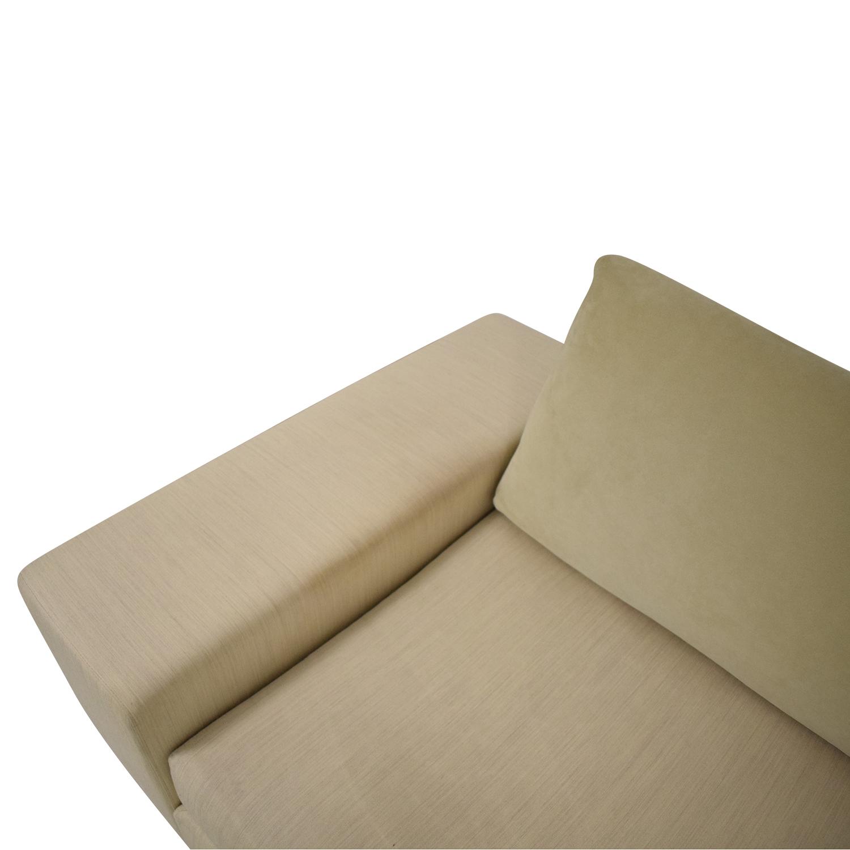 Ligne Roset Ligne Roset Exclusif Asymmetrical Sofa Right Complete Element on sale