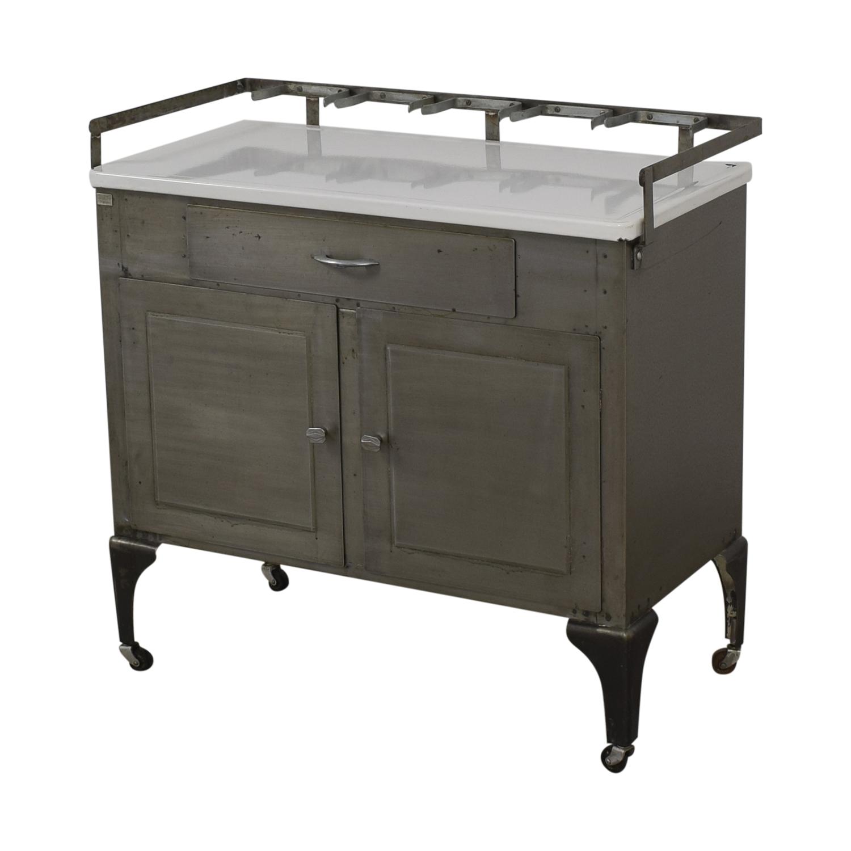 shop Vintage Apothecary Bar  Tables