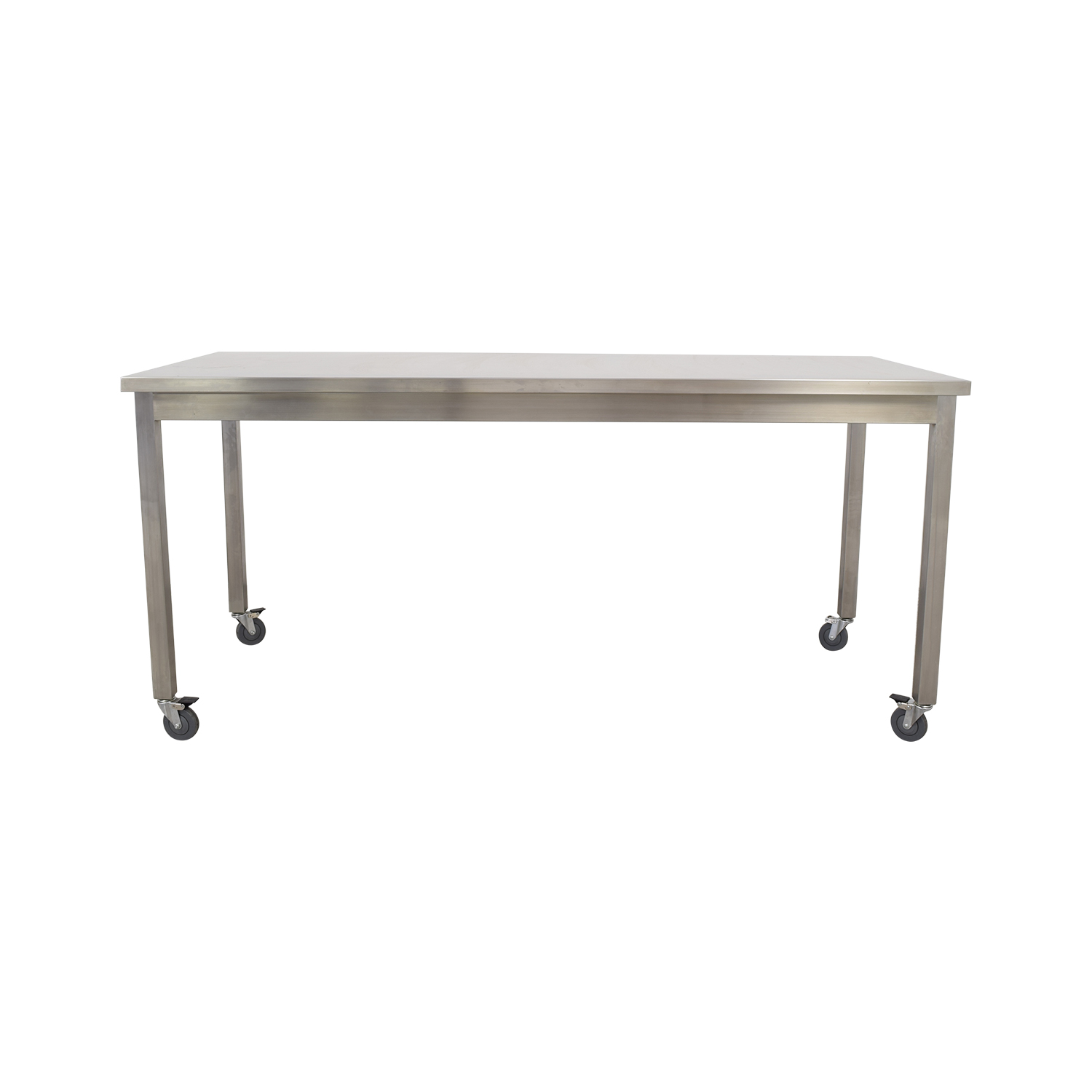 Bowery Kitchen Stainless Steel High Top Table Bowery Kitchen