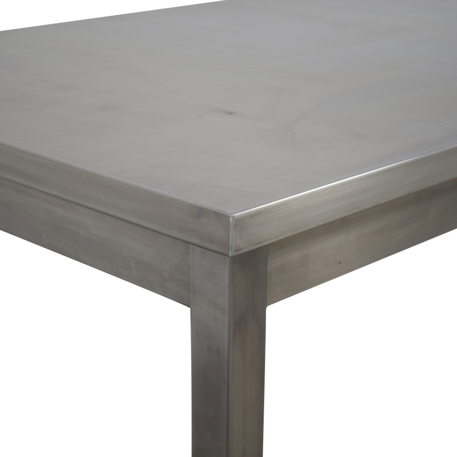Bowery Kitchen Bowery Kitchen Stainless Steel High Top Table on sale