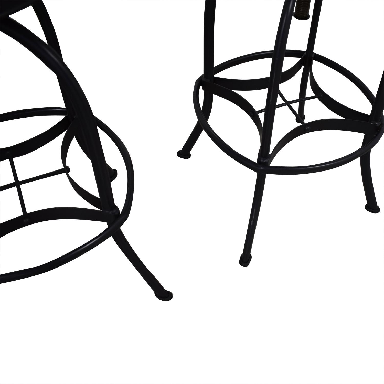 Ballard Designs Ballard Designs Allen Swivel Bar Stool discount
