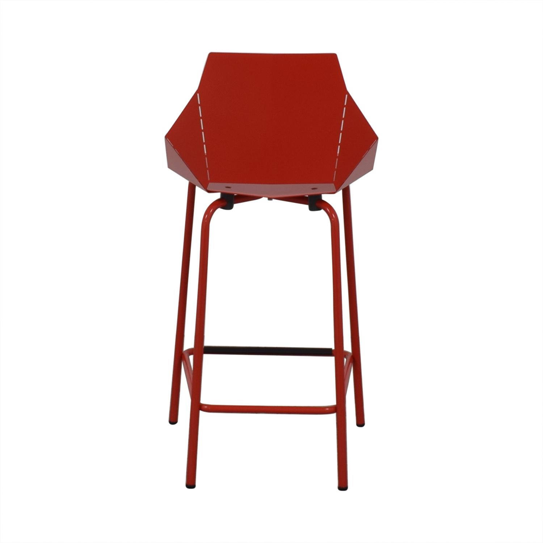 shop Blu Dot Real Good Counter Stool Blu Dot Chairs