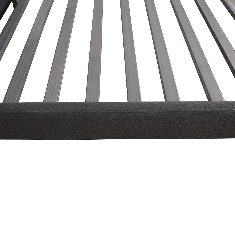 buy Room & Board Ella Queen Platform Upholstered Bed Room & Board Beds