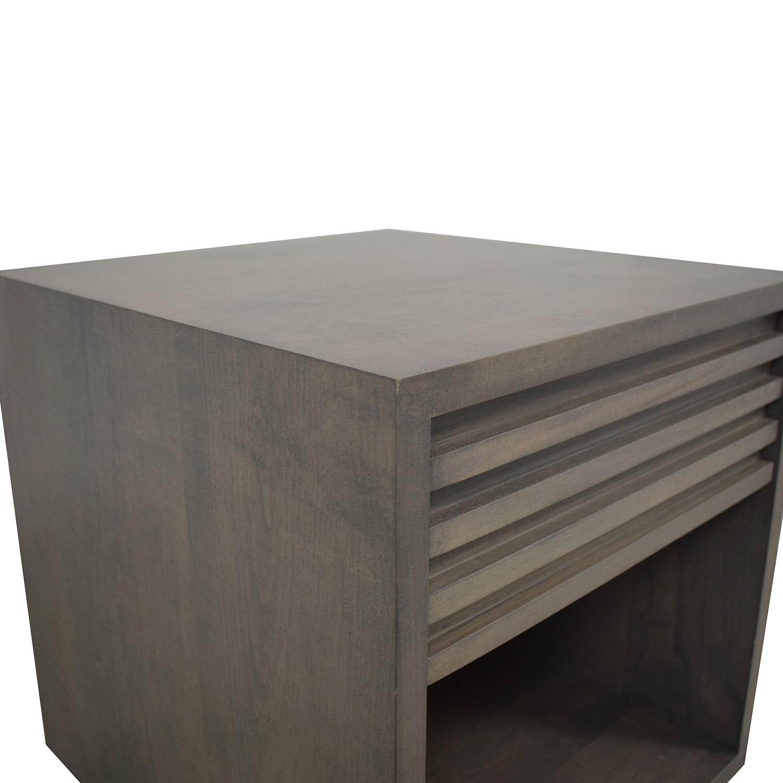 buy Room & Board Moro Single Drawer Nightstand Room & Board