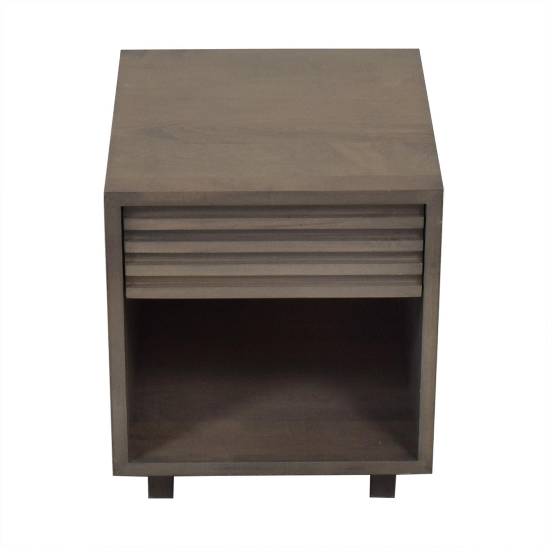 Room & Board Room & Board Moro Single Drawer Nightstand price