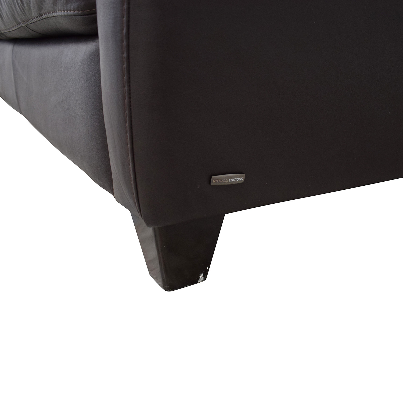 Natuzzi Natuzzi Editions Three Cushion Sofa nyc