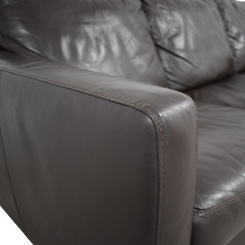 Natuzzi Editions Three Cushion Sofa / Classic Sofas