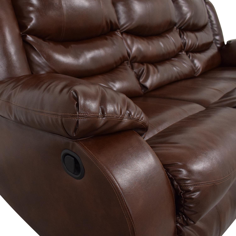 Three Seater Reclining Sofa ma