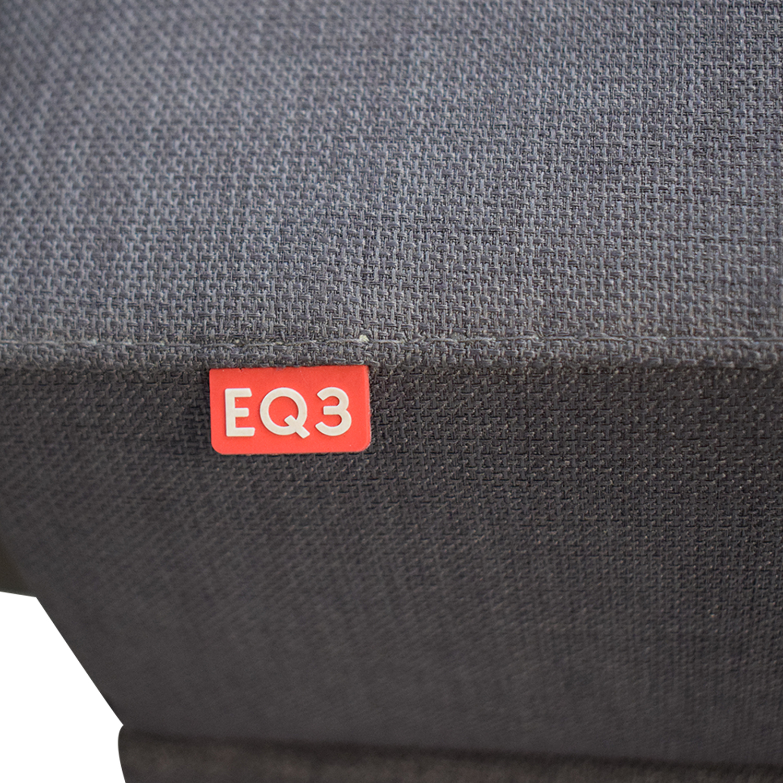 EQ3 EQ3 B2C Fabric Queen Bed