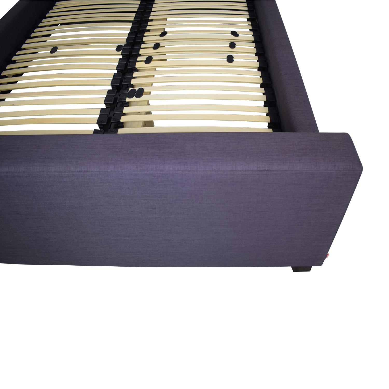 buy EQ3 B2C Fabric Queen Bed EQ3 Bed Frames