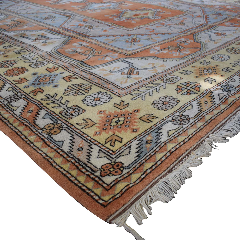 Modern Turkish Carpet dimensions