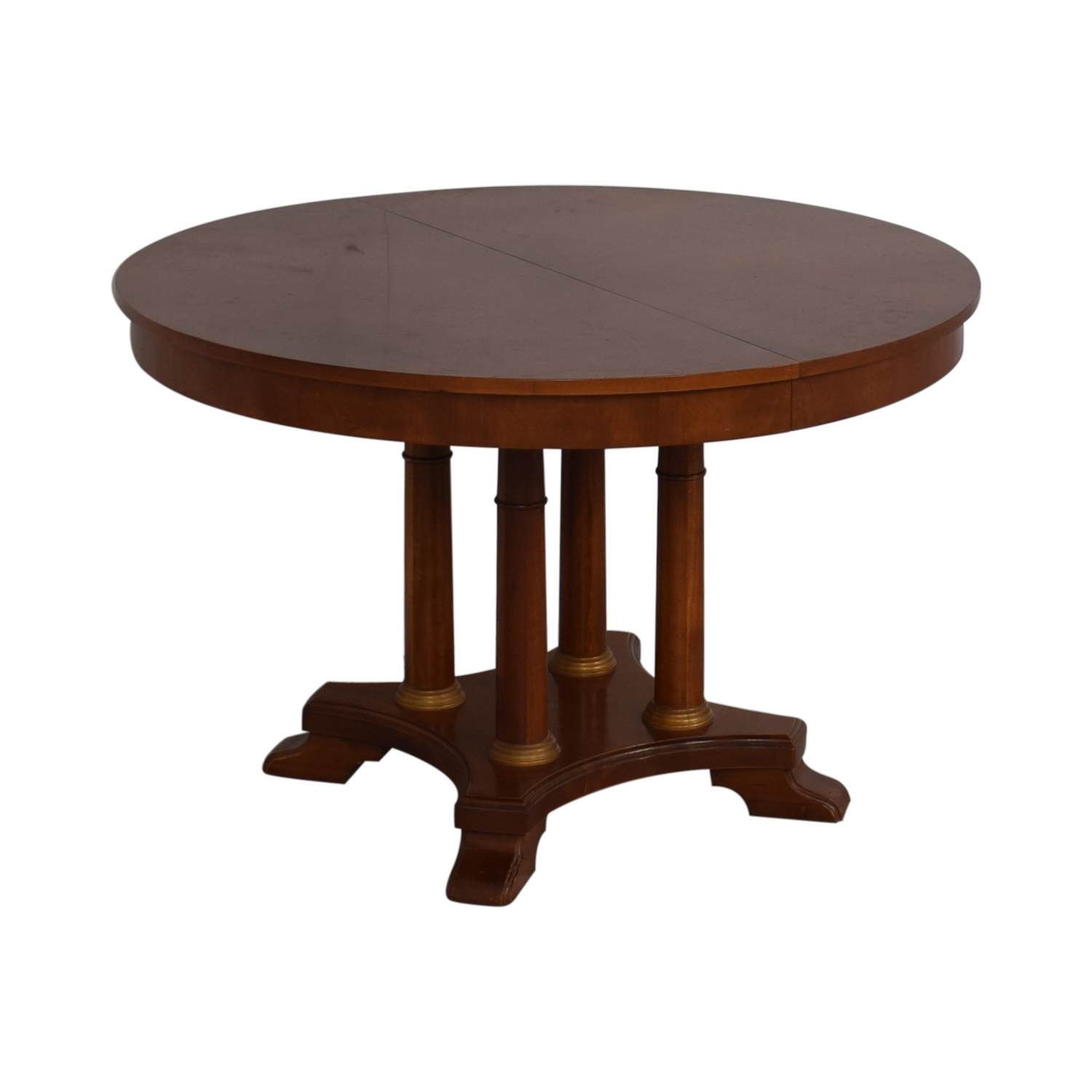 buy  Round Pedestal Dining Table online
