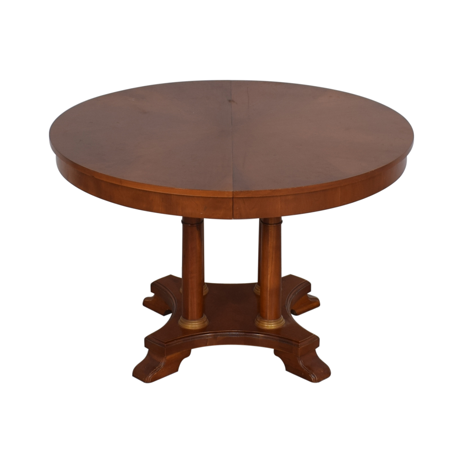 shop Round Pedestal Dining Table  Tables