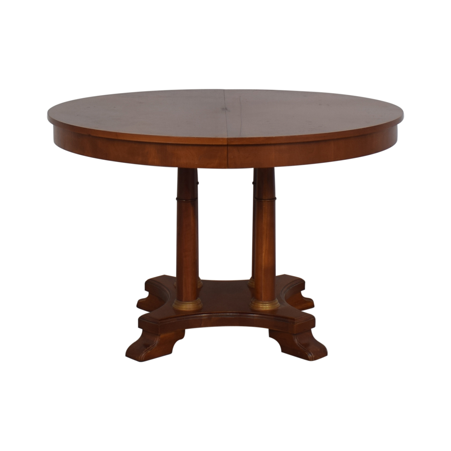 Round Pedestal Dining Table nj