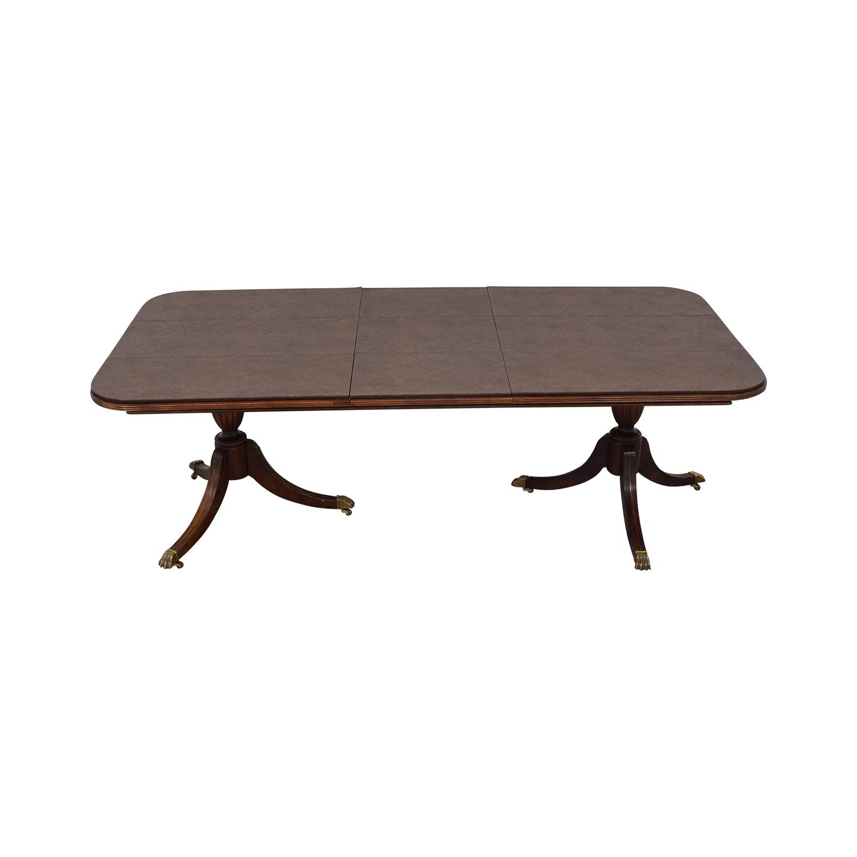 Thomasville Thomasville Extendable Dining Table on sale