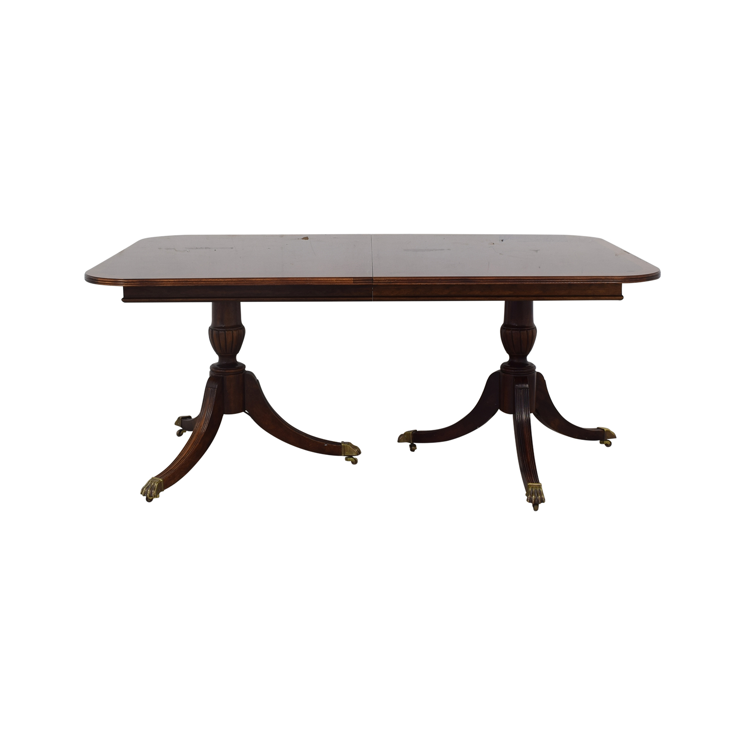 shop Thomasville Extendable Dining Table Thomasville Tables