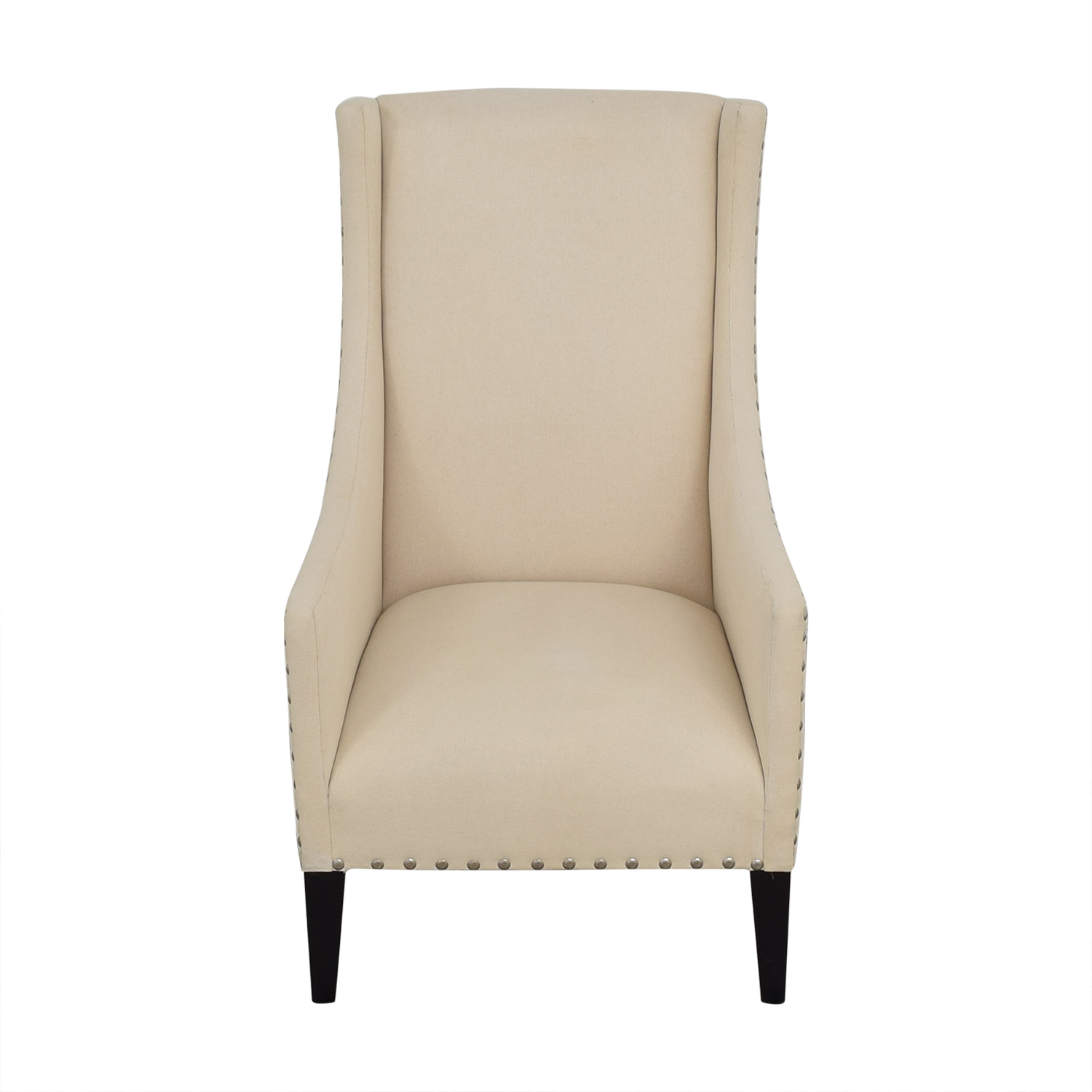 buy Andrew Martin Winged Back Arm Chair Andrew Martin Accent Chairs
