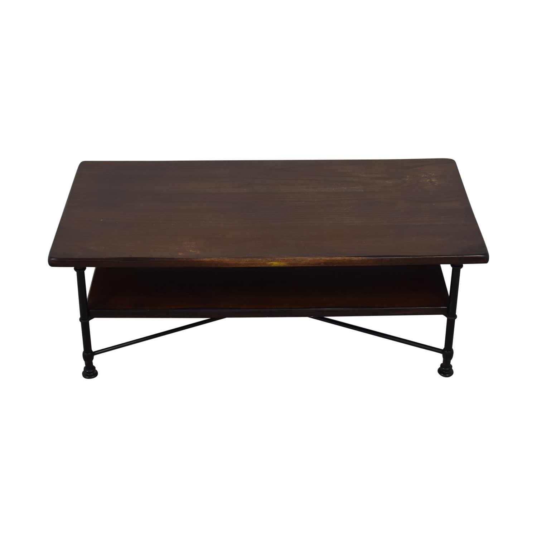 Pottery Barn Pottery Barn Coffee Table Tables