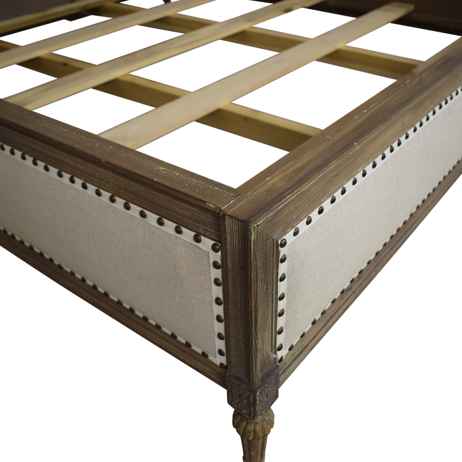 Restoration Hardware Restoration Hardware Maison Panel Fabric Bed Frame coupon