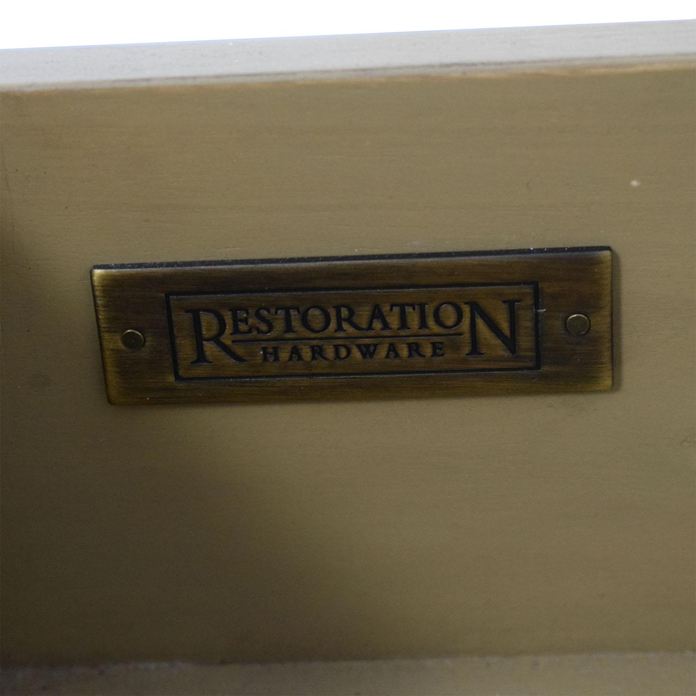 Restoration Hardware Restoration Hardware Maison Closed Nightstands