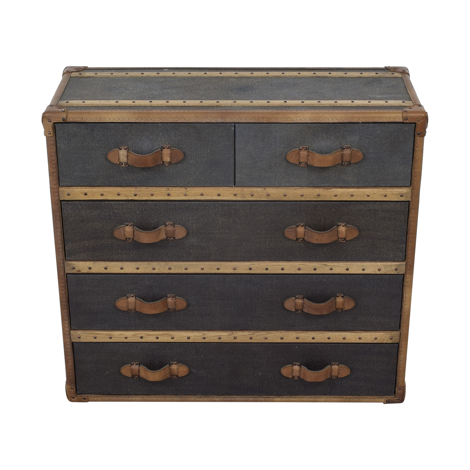Restoration Hardware Four-Drawer Chest / Dressers