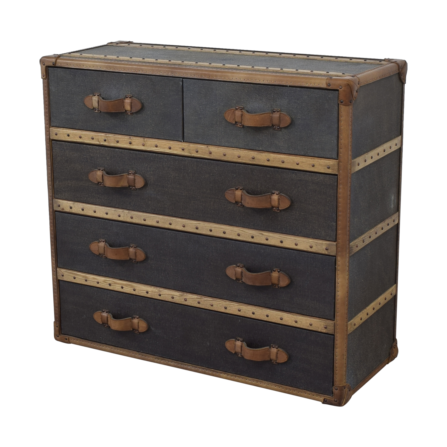 buy Restoration Hardware Four-Drawer Chest Restoration Hardware Storage