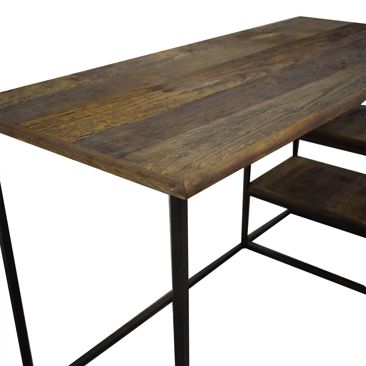 Restoration Hardware Restoration Hardware Fulton Desk brown