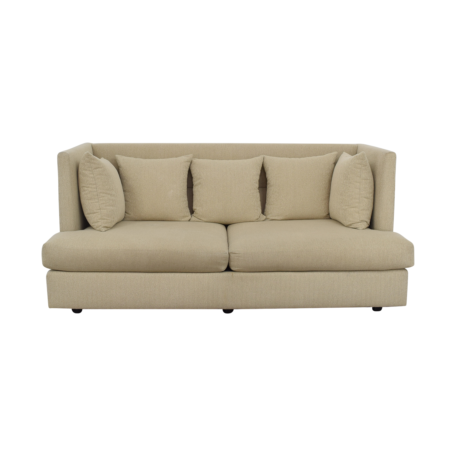 Crate & Barrel Crate & Barrel Milo Baughman Sofa Sofas