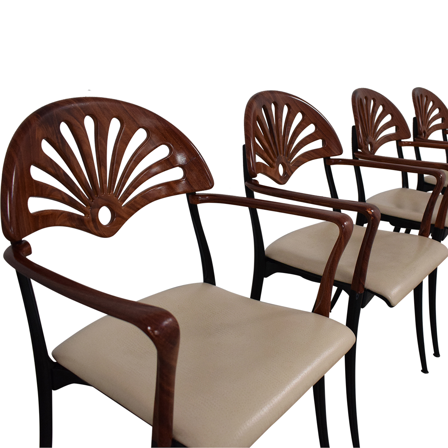 Pleasing 80 Off Italian Dining Chairs Chairs Dailytribune Chair Design For Home Dailytribuneorg