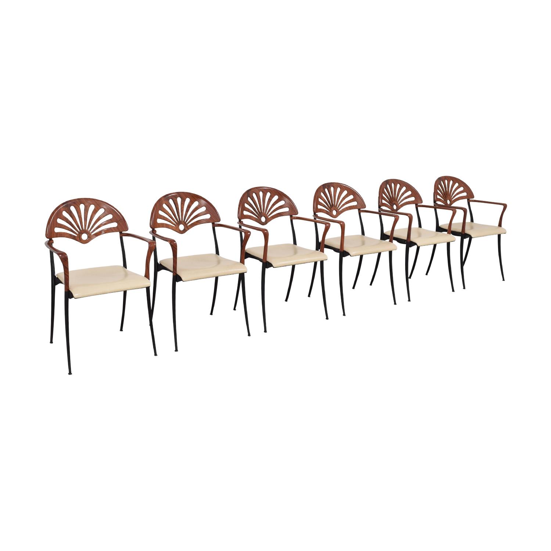 Italian Custom Dining Chairs ma