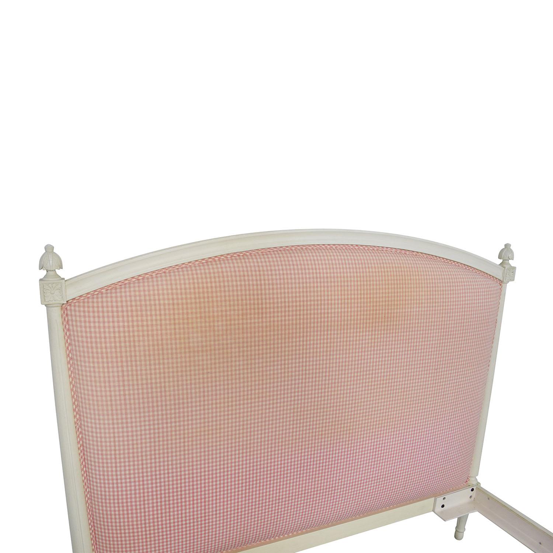 Kravet Full Bed Frame and Headboard / Bed Frames