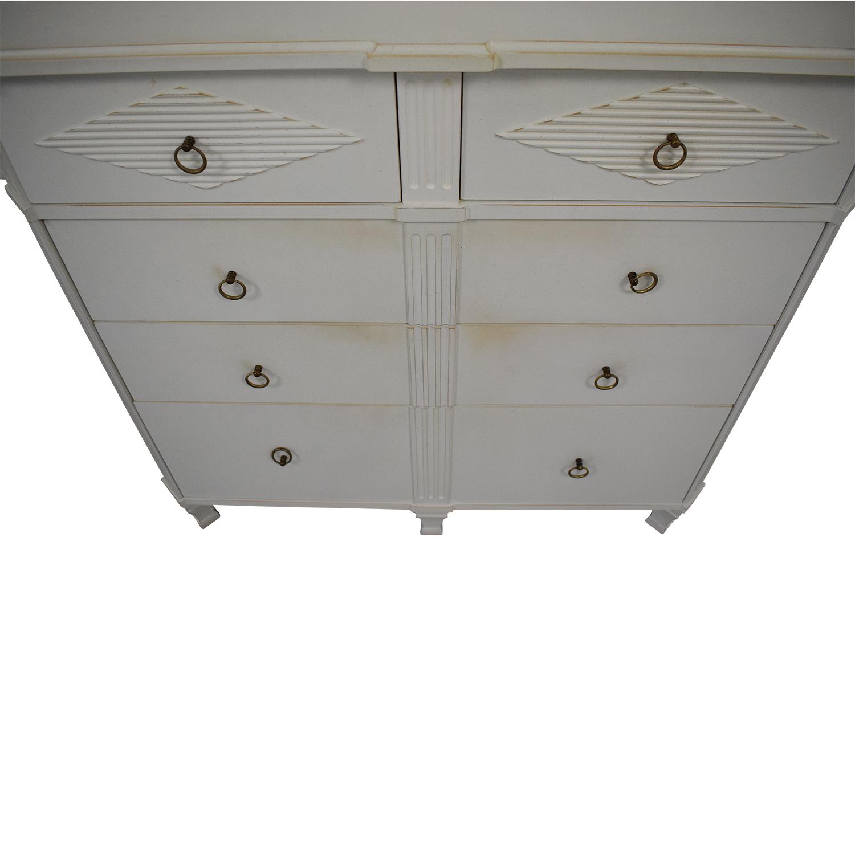 buy Kravet Five Drawer Dresser Kravet Storage