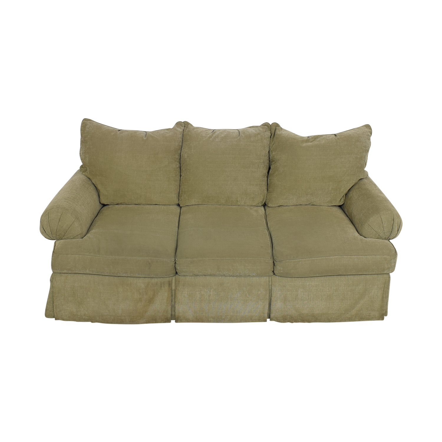 buy Bernhardt Three Cushion Sofa Bernhardt Classic Sofas