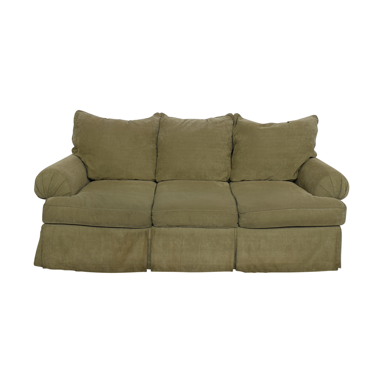 Bernhardt Bernhardt Three Cushion Sofa second hand