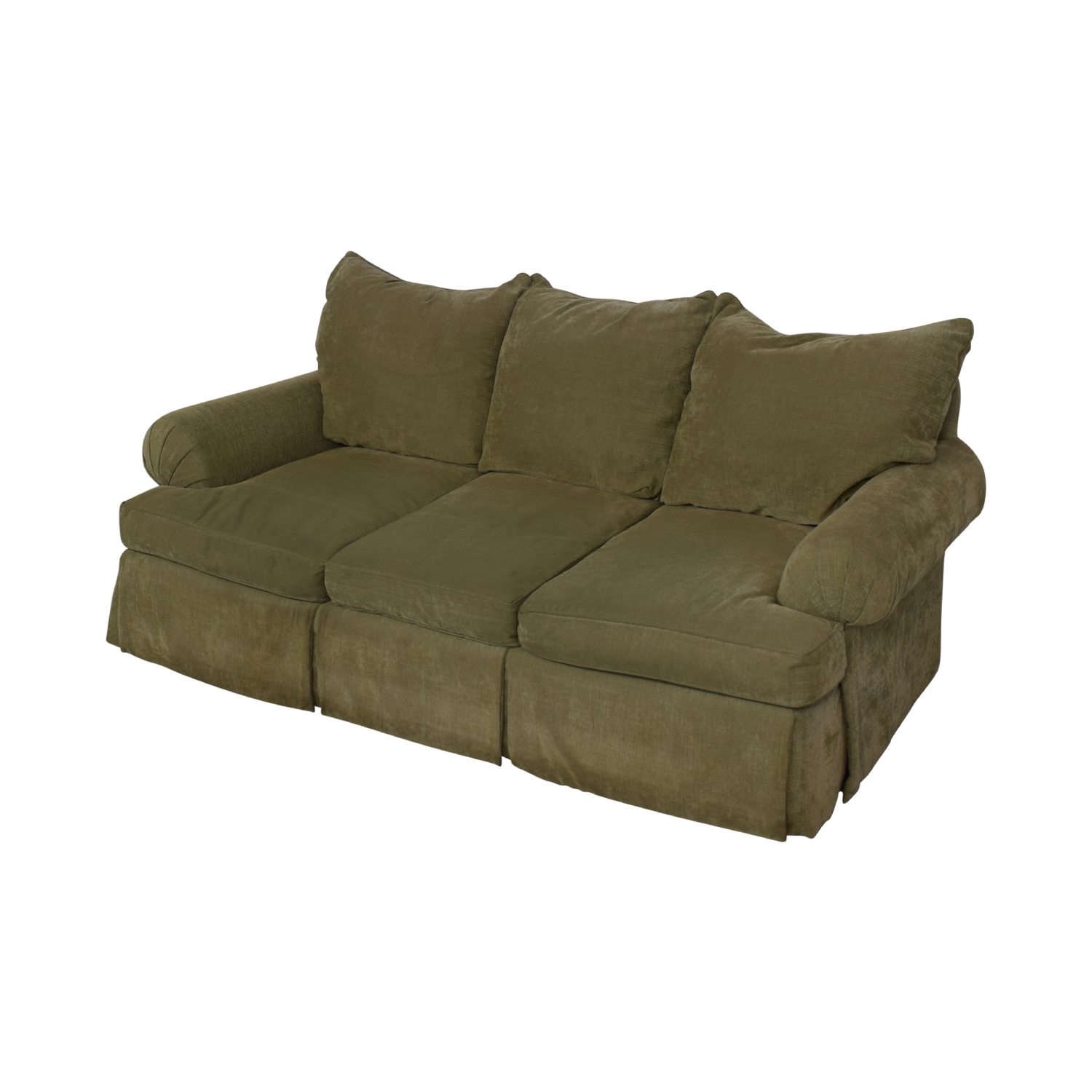 buy Bernhardt Three Cushion Sofa Bernhardt Sofas