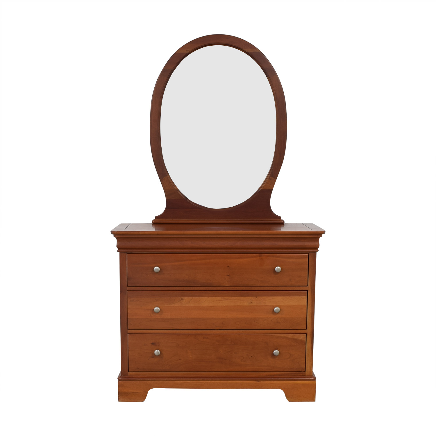 Stanley Furniture Oval Mirror Dresser Stanley Furniture