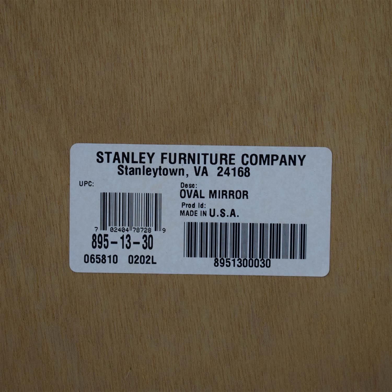 Stanley Furniture Stanley Furniture Oval Mirror Dresser second hand