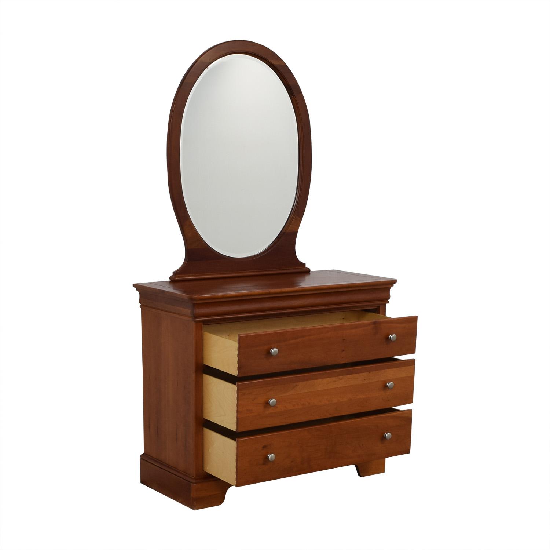 Stanley Furniture Stanley Furniture Oval Mirror Dresser price