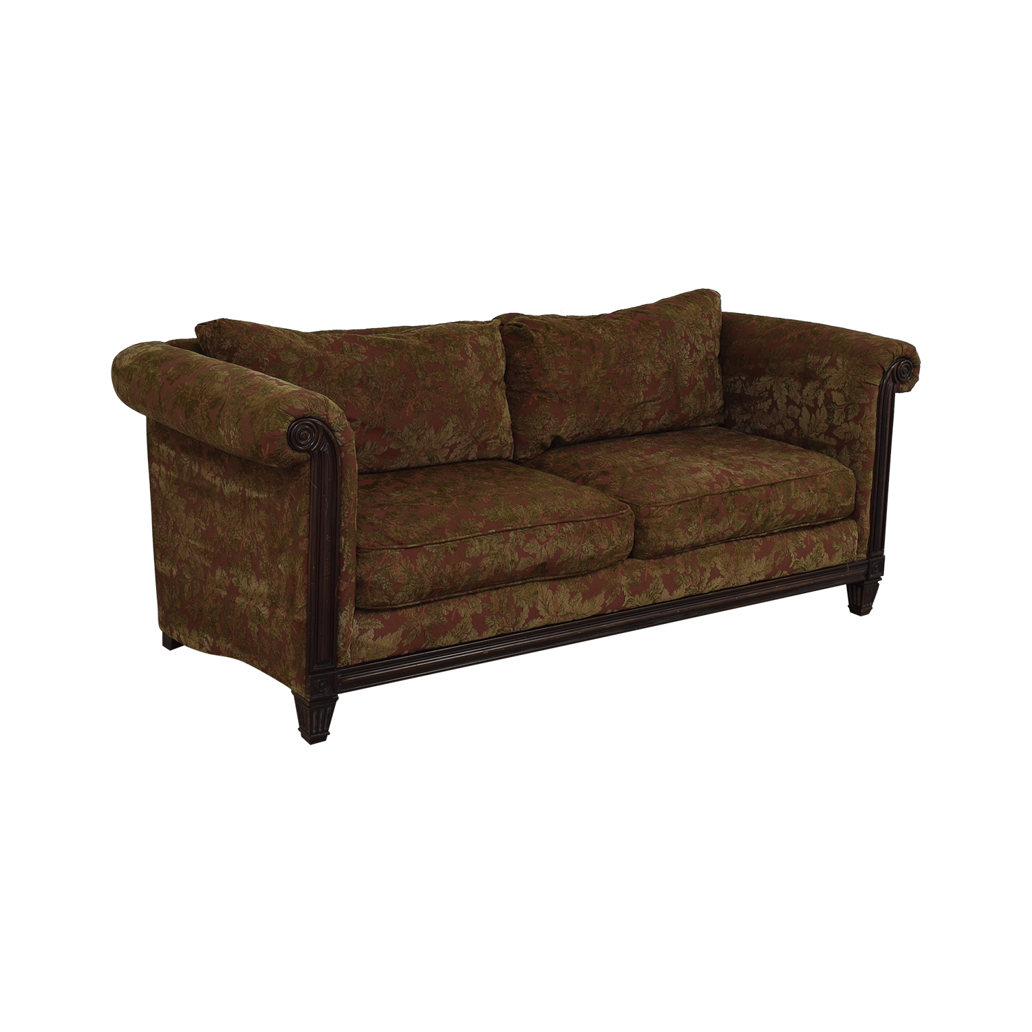 shop Macy's by Bernhardt Two Cushion Sofa Macy's Sofas