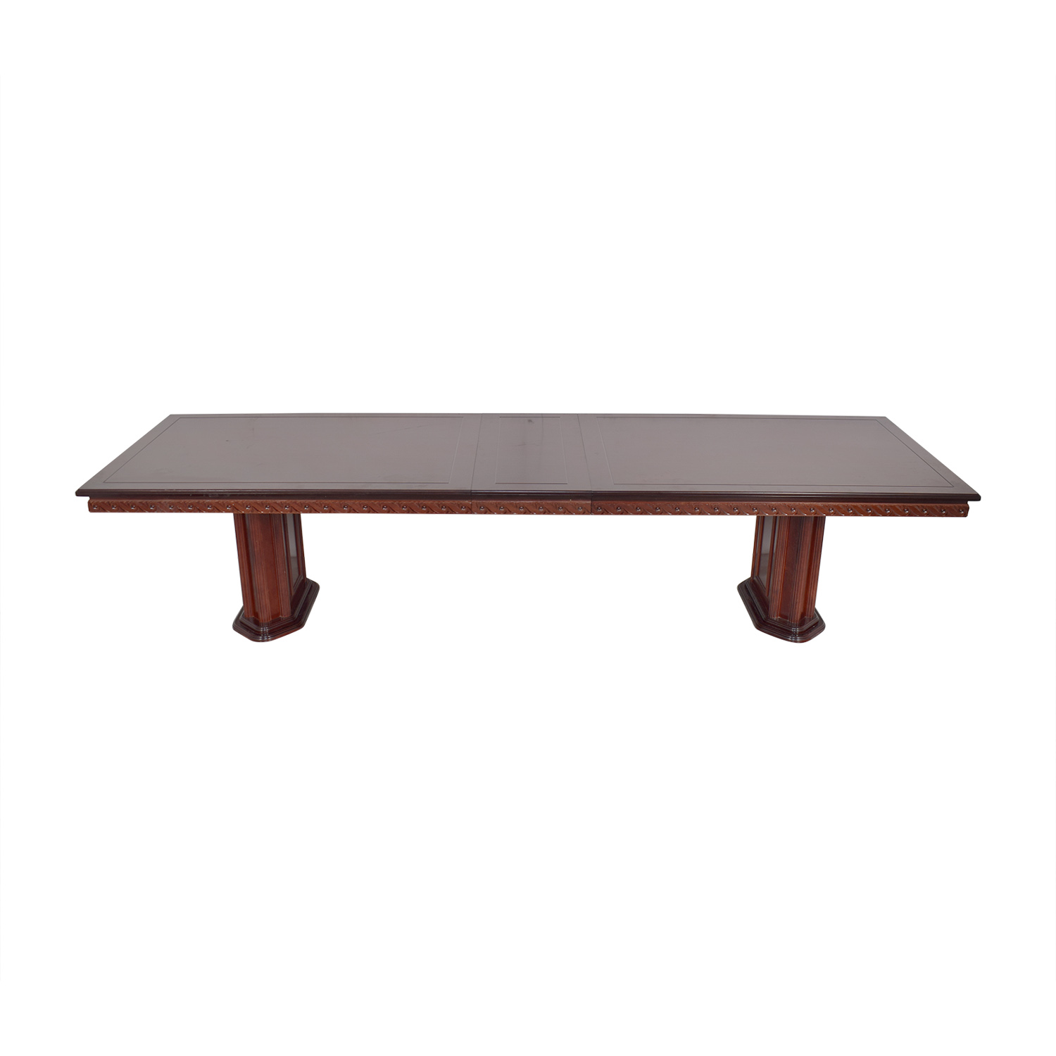 Rectangular Extendable Dining Room Table discount