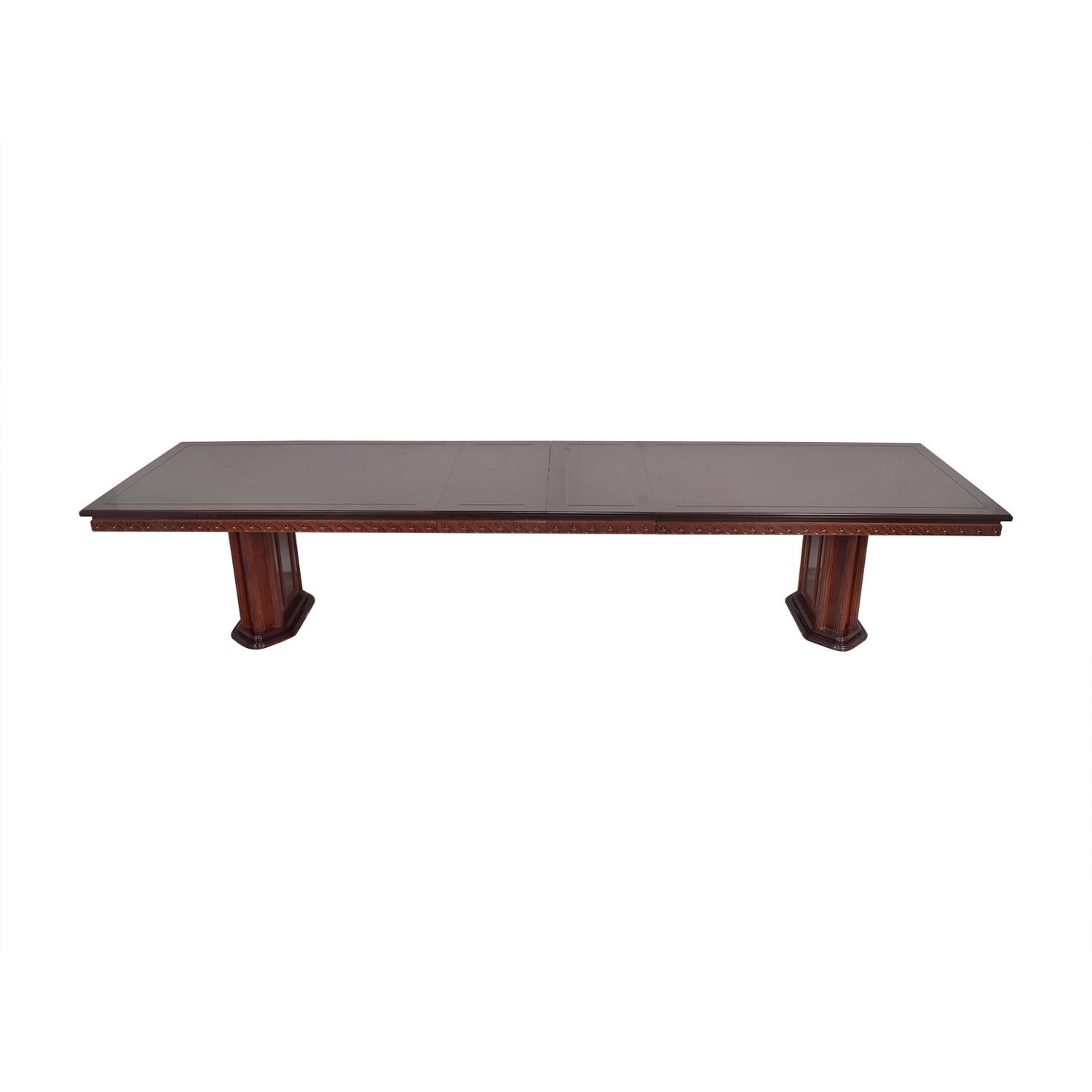 shop Rectangular Extendable Dining Room Table  Tables