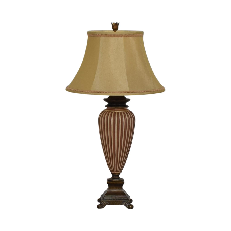 Ethan Allen Ethan Allen Table lamp dimensions