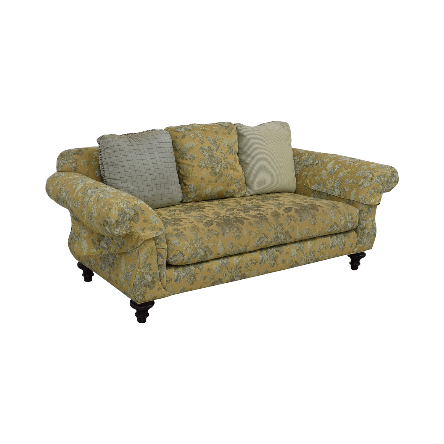Vanguard Furniture with Down-Filled Pillows / Sofas