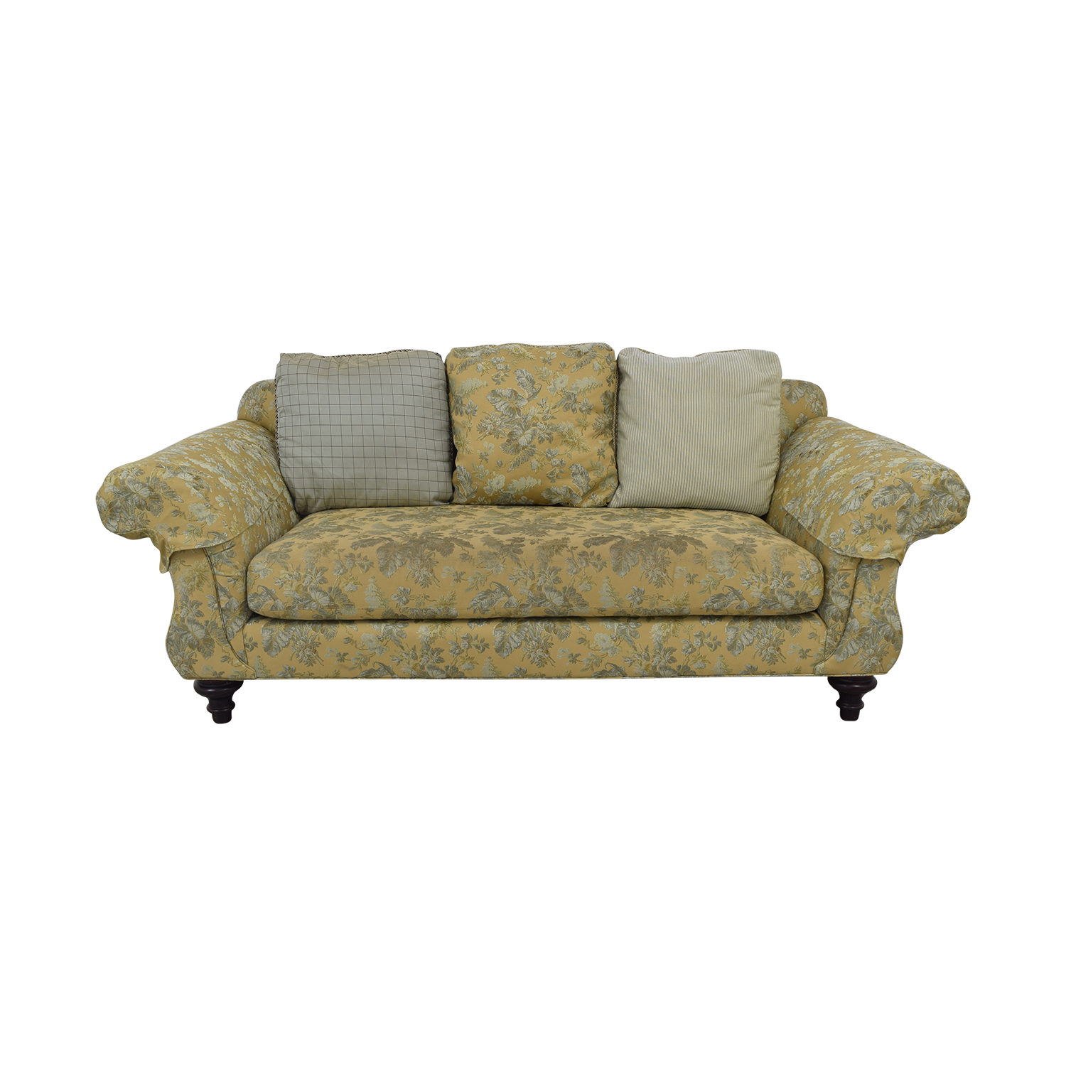 Vanguard Furniture Vanguard Furniture Sofa with Down-Filled Pillows Classic Sofas