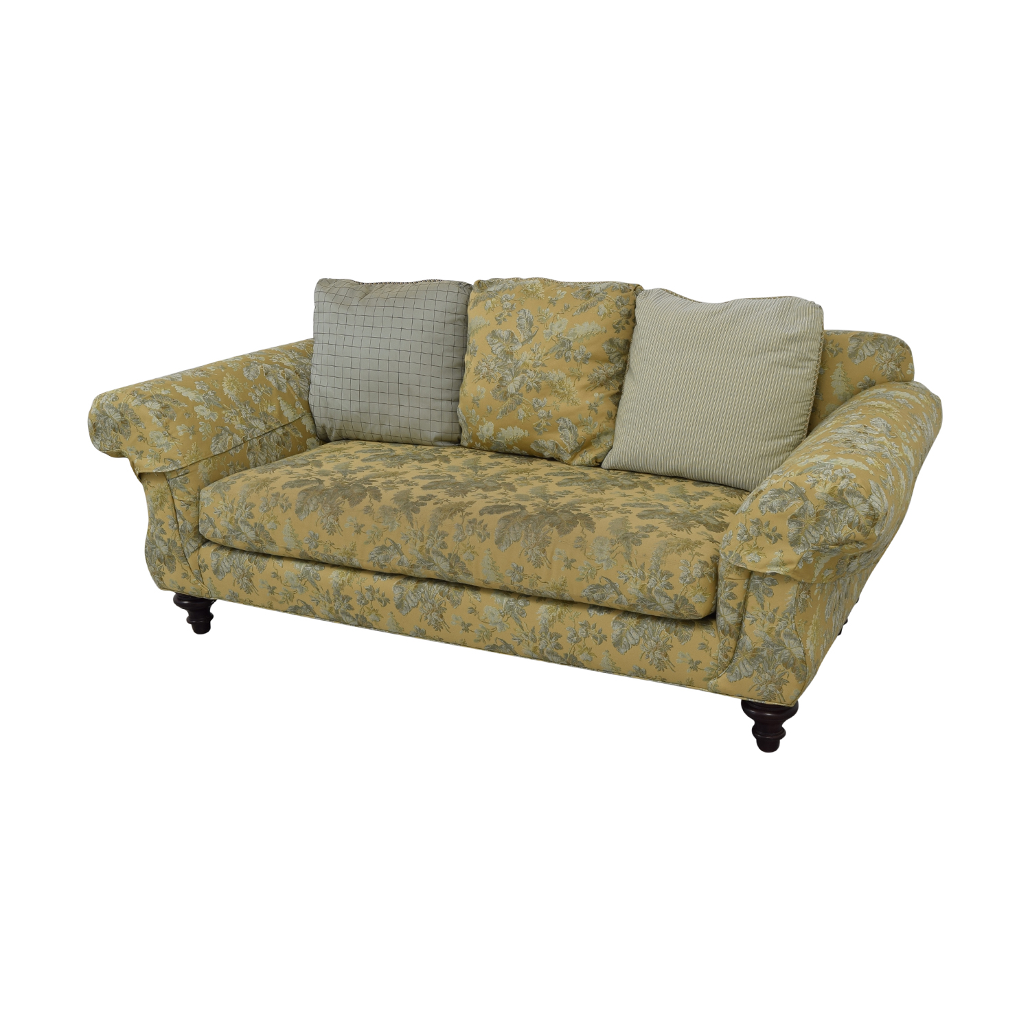 shop Vanguard Furniture with Down-Filled Pillows Vanguard Furniture Classic Sofas