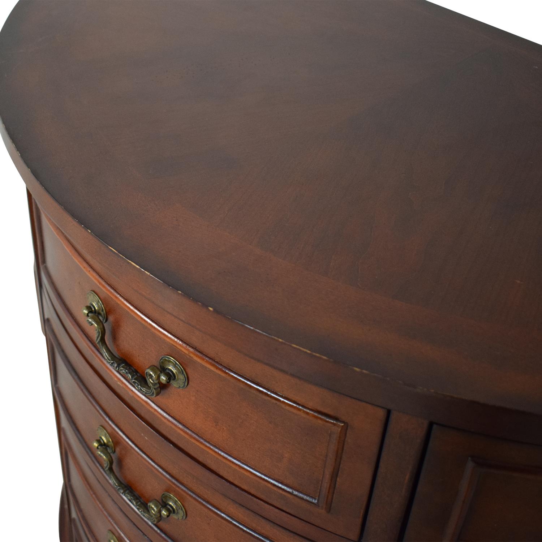 Baker Demi-Lune Console Table / Tables