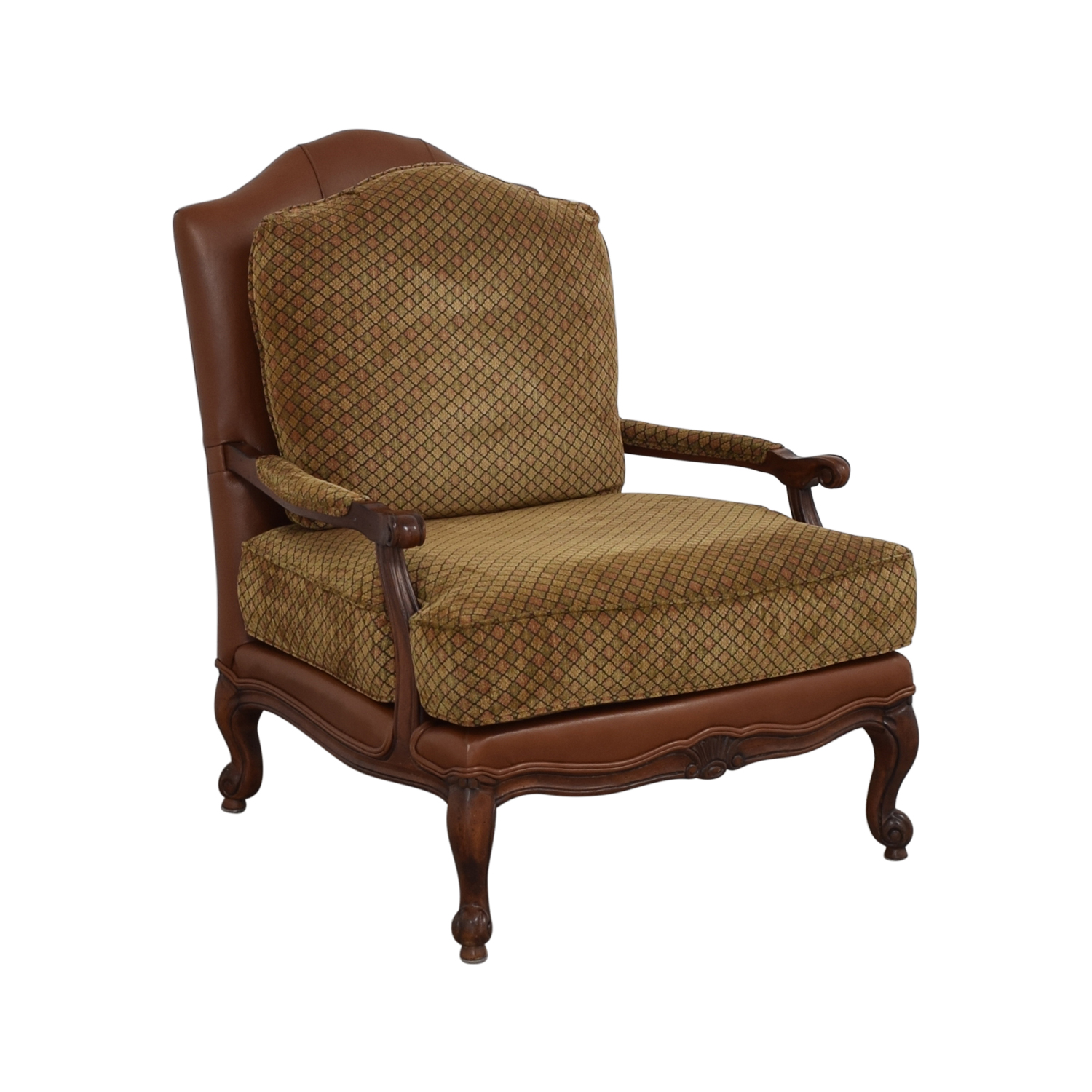 Ethan Allen Upholstered Accent Chair / Accent Chairs